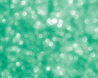 4x5 Vinyl Backdrop, Green Bokeh Design Photography Backdrop - Fab Vinyl 4x5 ft  - (FV0031)
