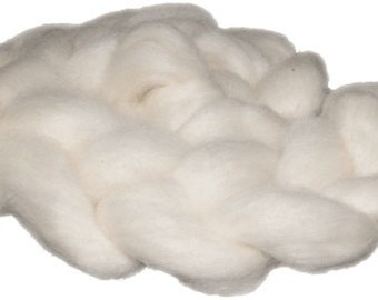 Alpaca spinning fiber - Custom color