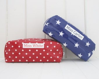 Personalized Pencil Case, Personalised Pencil Case, Monogrammed pencil case, Back to school