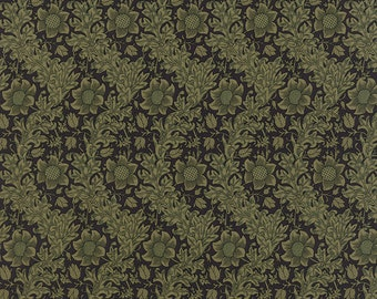 Morris Earthly Paradise by Barbara Brackman for Moda 8333 19