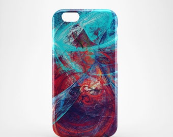 Abstract Hard case 3D case Apple iPhone 4 5 6 7 Samsung Galaxy S6 S7  #235