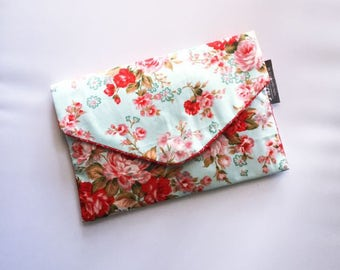 WS Mini Clutch - Vintage Floral