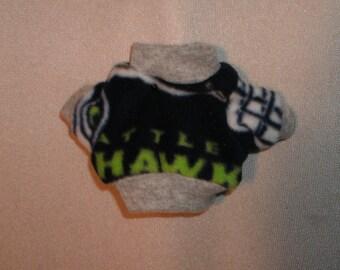 xxxxsmall SeaHawks sweatshirt