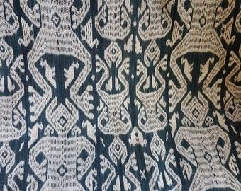 West Timor Ikat, authentic Indonesian Ikat, men's cloth, Amanuban, Ikat 190 cm x 108 cm