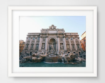 Printable Art, Instant Digital Download, Wall Decor, Wall Art, Photography, Italy, Rome, Roma, Spanish Steps