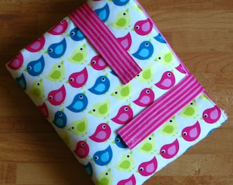 Changing pad to go, birds