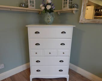 "Stunning Stag Minstrel ""Tallboy"" , chest of drawers"