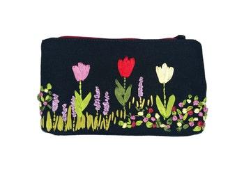 Сosmetic bag,beauty bag,bag,cosmetics,pouch,small bag,purse,vanity-bag,handbag