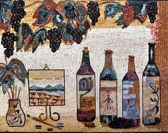 Mosaic Designs- Rustico