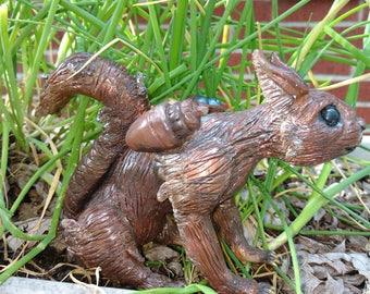 Gatherer squirrel