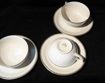 Bavaria porcelain teacups