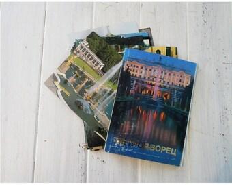 Set of postcards (18 pcs) / Комплект открыток (18 шт.)