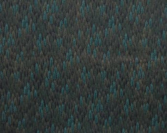 Green  Leaves Fabric -  Hoffman International Fabrics - Cotton - 1 Yard only