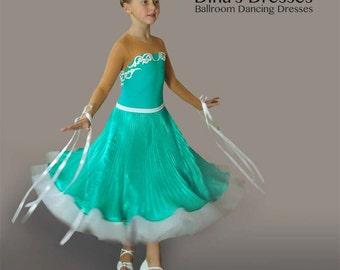 Junior 1 Ballroom Dancing Dress