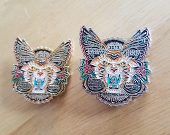 Electric Forest 2017 Weekend 1 Pin