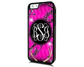 Monogrammed iPhone 7 Case-iPhone 7 PLUS/Personalized iPhone 7- iPhone 7 PLUS Case