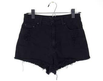 BDG High Rise Cut Off Shorts