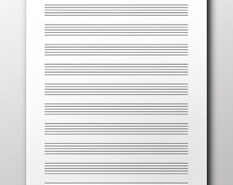 Sheet Music - Download