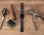 Horween  Apple Watch Band | Horween Leather Apple Watch strap