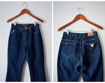 Vintage Guess high waisted jeans, size 27