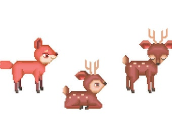 Pixelated Animals