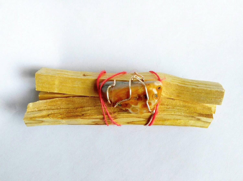 Holy Wood Palo Santo Incense Sticks Natural Incense