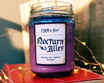 Nocturn Alley - Jam Jar Candle