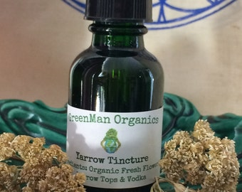 Yarrow Tincture, Nature Herbal Tincture