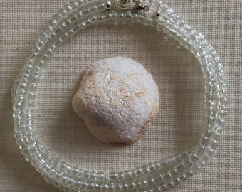 Clarity Clear Waist Beads