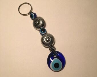 Evil Eye Key Chain - Buy 1 Get 1 FREE & FREE SHIPPING