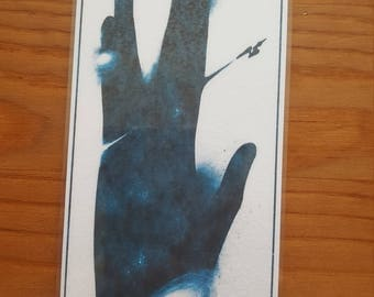Star Trek Spock Hand Bookmark