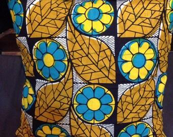 kitenge pillow covers.