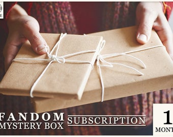 Fandom Mystery Box - Subscription - 1 Month