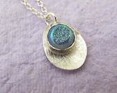 Sterling silver necklace ...