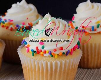Half Dozen Cupcakes.