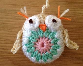Crochet Owl Amigurumi