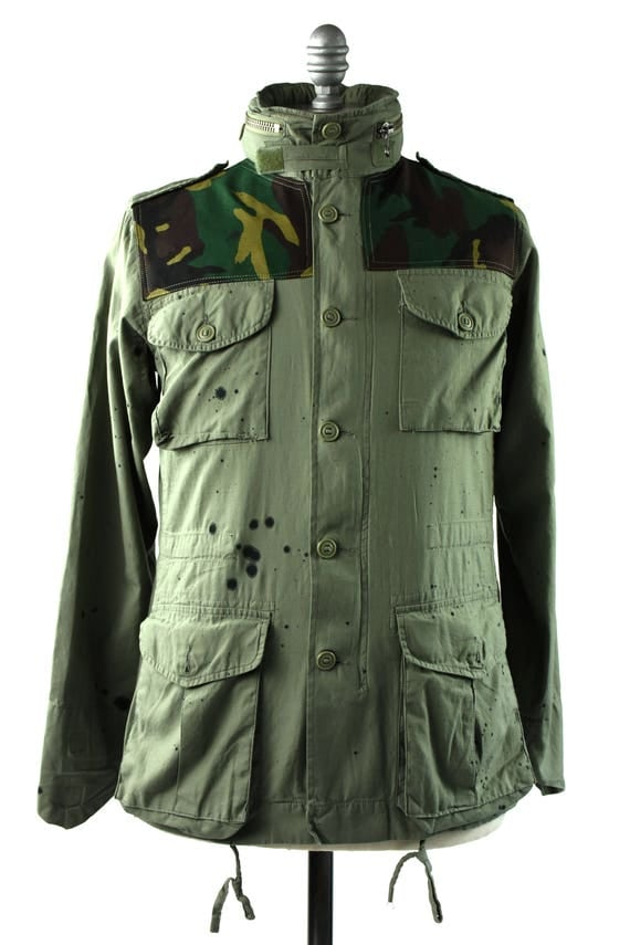 light weight m-65 jacket