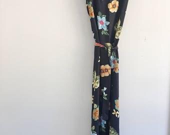 VINTAGE FLORAL dress size 10