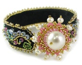 50 OFF Erica Bead Embroidery Bracelet Kit