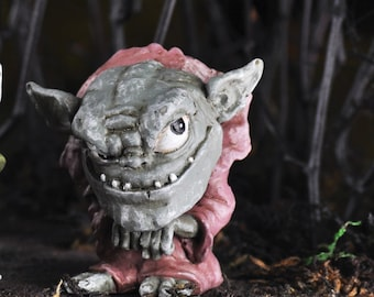 Fairy Garden  - Grif the Troll - Miniature