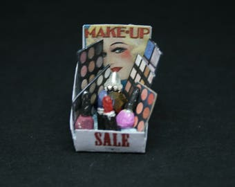 Make-up Shop Display ~ 12th Scale ~ Dolls House Miniature