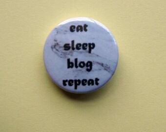 Blogger Button Badge