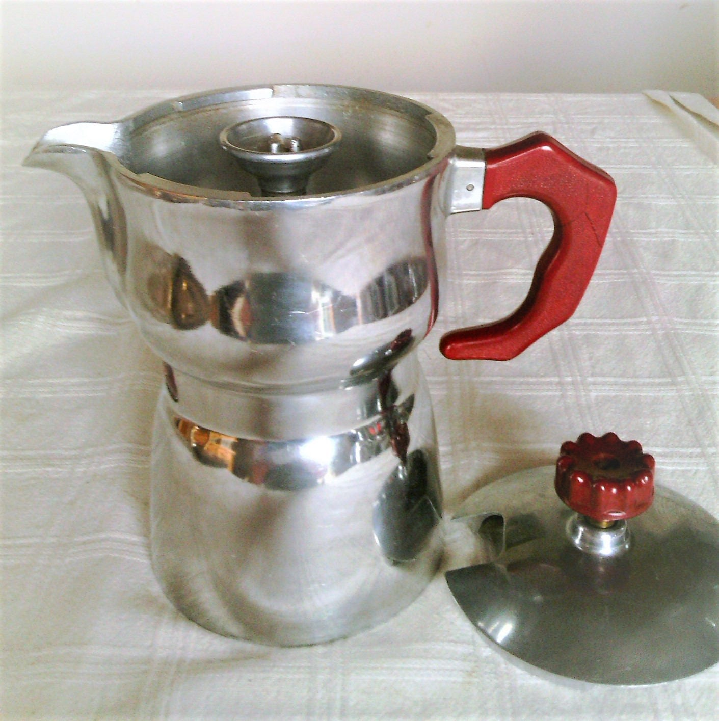 Old Drip Coffee Maker : Caffexpress Vintage Italian Drip Coffee Maker or Coffee Pot