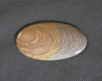 Polychrome Jasper Freeform Cabochon 50 X 27 mm