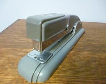 Vintage Art Deco Swingline - Gray Metal Industrial