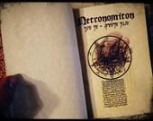 NECRONOMICON - Cthulhu - ...