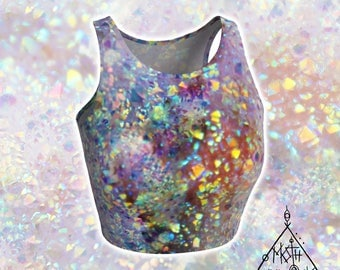 Angel Aura Crop Top [XS to XL] [Made-to-Order]