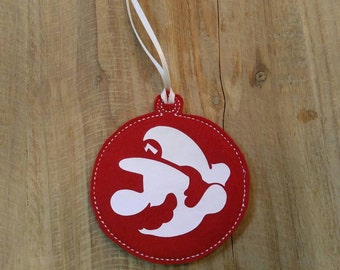 Mario Nintendo Ornament