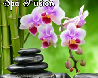 Spa Fusion Candle/Bath/Body Fragrance Oil