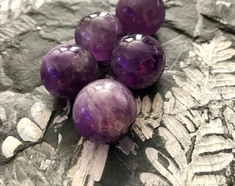 Amethyst Sphere from Brazil